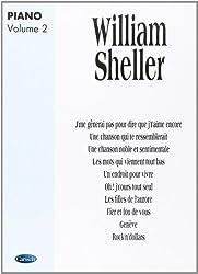 William sheller : album piano vol 2
