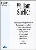 William sheller - Album piano vol 2 de Sheller william