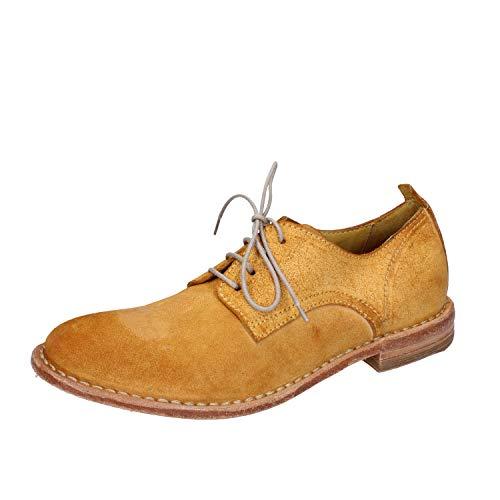 MOMA Elegante Schuhe Damen gelb 37 EU