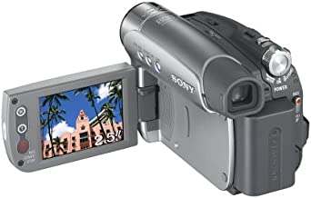 Sony DCR-HC26 MiniDV Digital Handycam Camcorder with 20x Optical Zoom (Discontinued by Manufacturer)