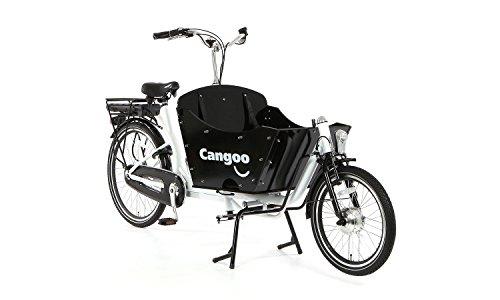 E-Rikscha Elektro Transportrad Tangoo-Downtown Bild 3*
