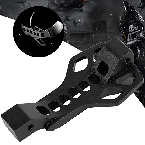Hygoo Tactical Aluminum Billet Trigger Guard with Magazine Assist, Safe Finger Index Rest Rifle Accessories