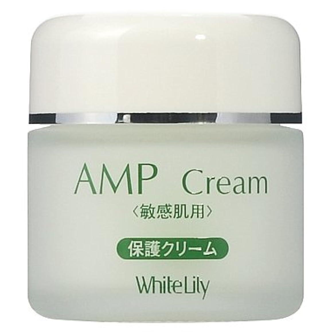 詩人セクションカリキュラムホワイトリリー AMPクリーム 40g クリーム