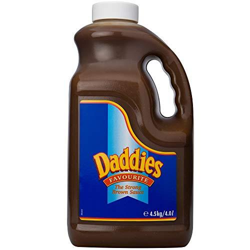 Daddies Brown Sauce 4.5kg Catering