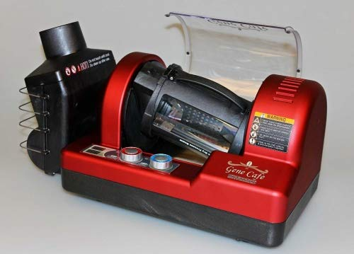 Gene Cafe - Torrefattore di caffè - Torrefazione di cafe - CBR 101 – Red