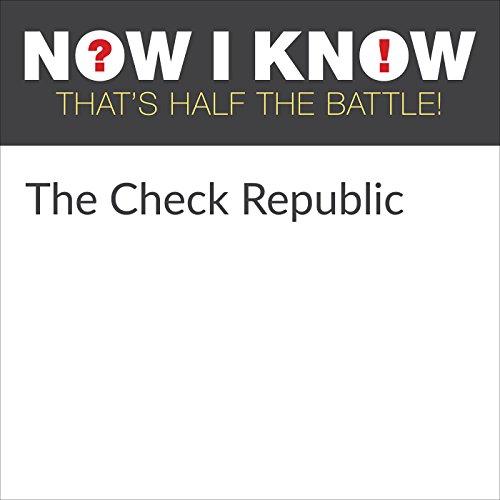 Diseño de la portada del título The Check Republic
