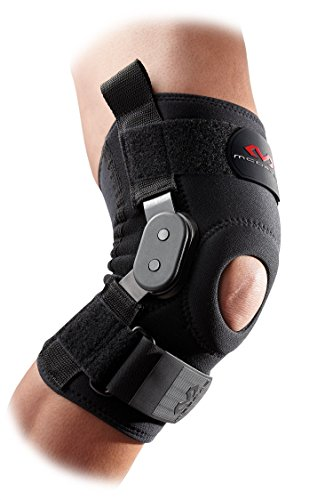 McDavid Kniebandage mit Scharnier - Stabilisierung der Bänder - Extra Groß