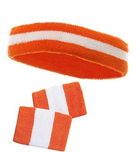 Flint Tropics Semi-pro Jackie Moon Headband & Wristbands by Flint Tropics