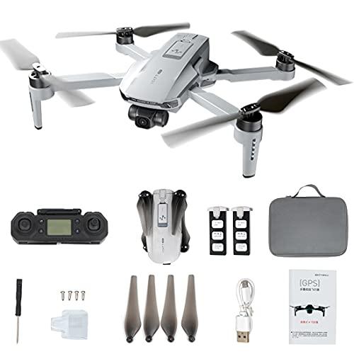 SINI Dron 5G HD transmisión de imagen y duradero motor UAV sin escobillas de 3 ejes cardán autoestabilización 6K HD grabación aéreo de 4 ejes avión con bolsa de transporte