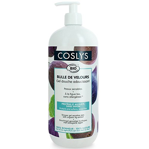 Coslys - Gel de ducha para pieles sensibles (1 L)