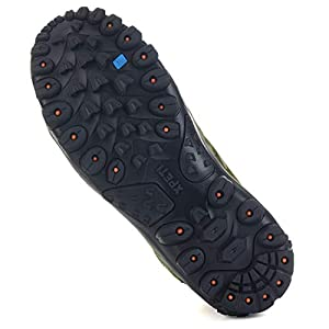 Manfen Women's Mid-Rise Waterproof Hiking Shoe US 8 Camo