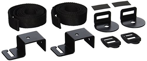 AVF AST20-A TV Anti-Tip Safety Straps for TVs Up to 80-Inch, Black