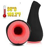 Wearable Máquina divertida de la succión de la máquina de la rotación telescópica manual masculina automática de los pistones de las bragas
