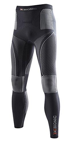 X-Bionic Man Acc Evo UW Pantalon Fonctionnel pour Adultes XXL Multicolore - Charcoal/Pearl Grey
