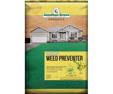 Jonathan Green Corn Gluten Weed Preventer 2.5M (2,500 sq ft Coverage)