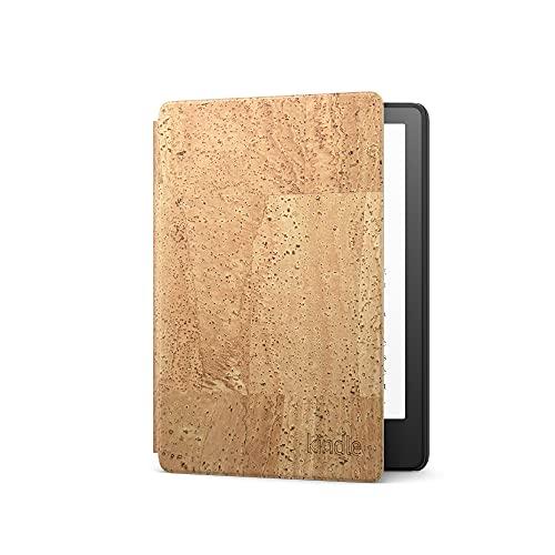 Capa de cortiça para Novo Kindle Paperwhite (11ª geração - 2021) - Cor Cortiça Clara