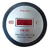 Termómetro De Acuario Lcd Digital Lcd Temperatura De Temperatura Termómetro Tank Thermometer