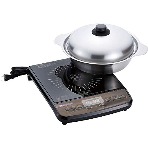和平フレイズ ステンレス卓上鍋26cm&IHクッキングヒーター 鍋料理 匠弥 セット TY-078