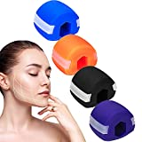 Jaw Exerciser Define Jawline Exercisers,Define your Jawline, Slim and Tone your Face and Neck Muscles to Look Younger,Jaw Exerciser for Women Men,Helps Reduce Stress and Cravings,Facial and Neck Exercise(4 Levels)