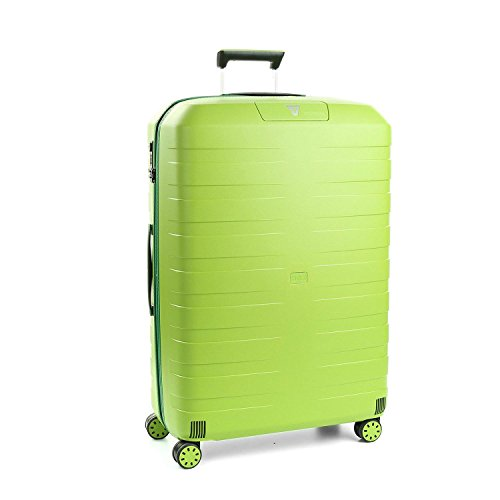 RONCATO Box 2.0 trolley large rigido 4 ruote tsa Verde Lime