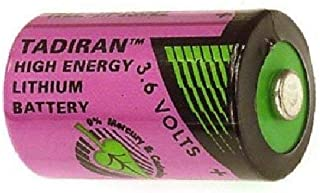 Tadiran TL-2150/S 3.6V 1/2 AA 1 Ah Lithium Battery (ER14250)