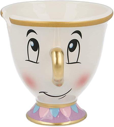 la bella Taza Chip Ceramica Disney
