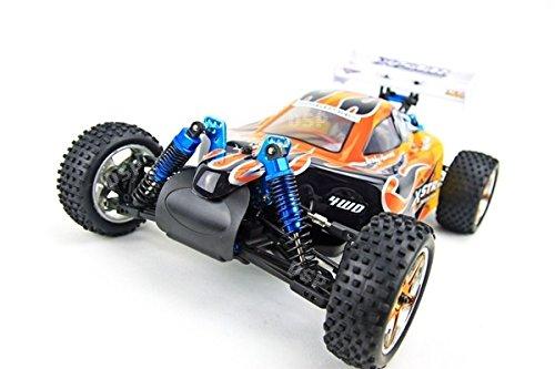 Preisvergleich Produktbild 90 km / h !!! RC-AUTO HSP 94107PRO-02 XSTR BUGGY Brushless wasserdicht und sandresistent 40 x 25 x 16 cm