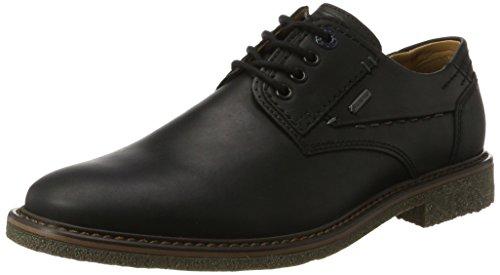 FRETZ men Andrew, Zapatos Derby Hombre, Negro (Noir), 46 EU (11 UK)