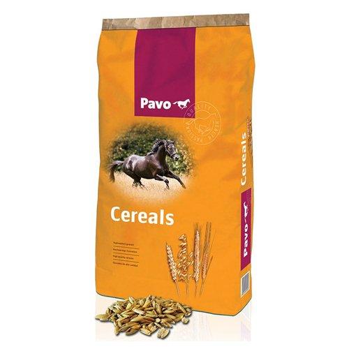 Pavo Cereals - Avoine Blanche Épointée - 20 kg