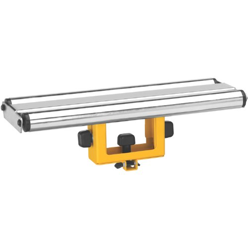 DEWALT Miter Saw Stand Wide Roller Work Support Attachment (DW7027)