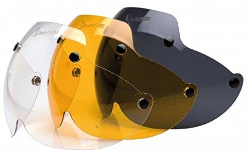 Visier für Vespa Helm Soft Touch 2009 klar