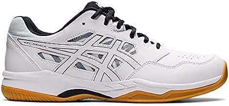 ASICS Men's Gel-Renma Pickleball Shoes, 10.5, White/Black