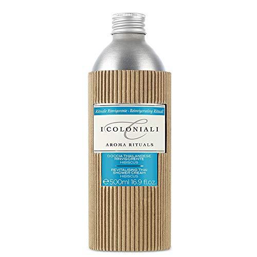 I Coloniali Aroma Rituals Doccia Thailandese Rinvigorente all Hibiscus - 500 ml