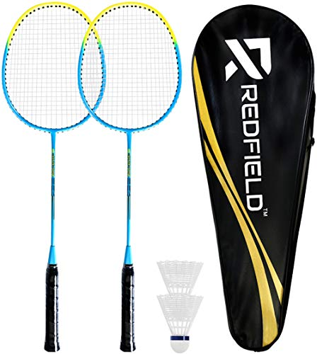 Redfield™ Set de Badminton - 2 Raquettes de...