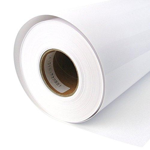 Inkjet Plotterrolle Plotterpapier hochglänzend Fotopapier 260 g/m² 61 cm x 30 m A1 A2 Glossy wasserdicht, geeignet für Dye-und Pigmentfarben
