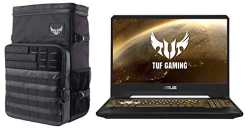 ASUS TUF Gaming FX505DD 15.6' FHD 120Hz Laptop GTX 1050 3GB Graphics (Ryzen 5-3550H/8GB RAM/1TB HDD/Windows 10/Stealth Black/2.20 Kg), FX505DD-AL185T
