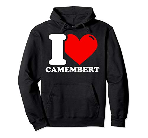 Camembert Geschenke lustig Käse Pullover Hoodie