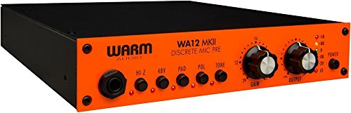 Warm Audio WA12 MkII Microphone Preamp