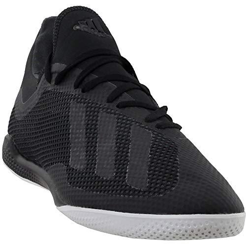 adidas Mens X Tango 18.3 Indoor Soccer Cleats - Black - Size...