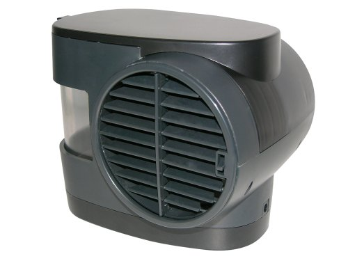 Eufab Mini-airconditioning, 12 V, mobiele airconditioner, luchtkoeler, airconditioning