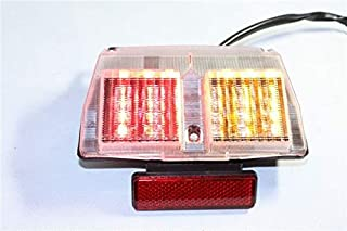 unbrand Motor Parts Accessories Lighting&Electrical by Auto&MotoStore Clear LED Tail Light Brake Turn Signal for 94-03 Ducati 748 916 996/02-04 998