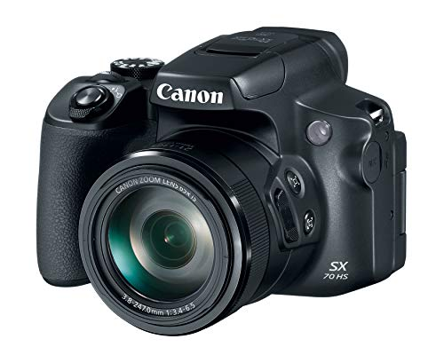Canon Powershot SX70 20.3MP Digital Camera