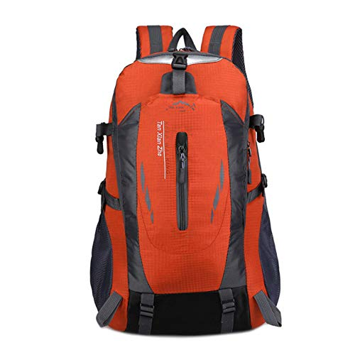 N-B Outdoor Mountaineering Men's And Women's Backpack Korean Sports Leisure Travel Large Capacity Backpack