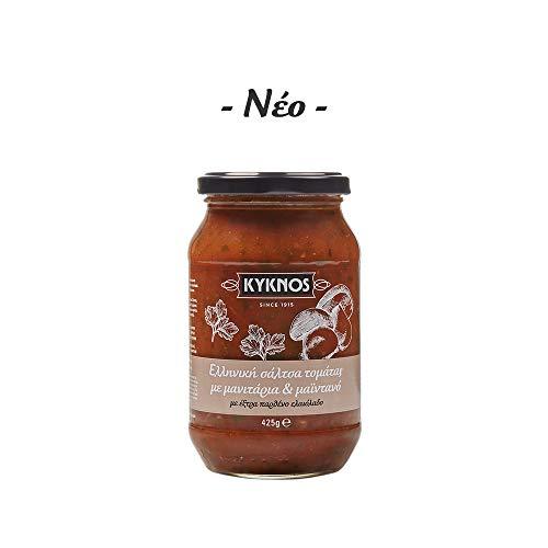 Kyknos - Original Griechische Sauce - Tomate & Pilze
