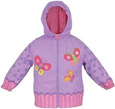 Stephen Joseph Girls' Rain Coat