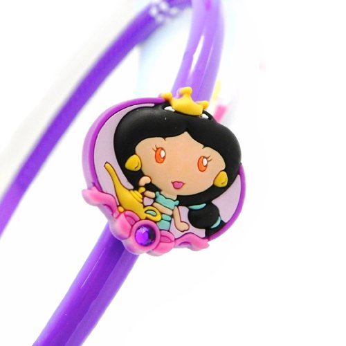 Princess Jewels [I1722] - Serre-tête enfant 'Princess Jewels' violet