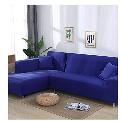 empty Elastische Sofabezug, Sofabezug, rutschfeste Wohnzimmerdekoration (1/2/3/4 Sitz) M5 145X185Cm
