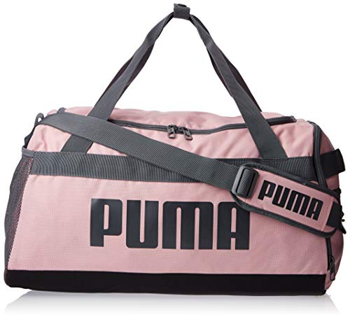 PUMA Challenger Duffel Bag S Sac De Sport Mixte Adulte, Bridal Rose, Taille Unique
