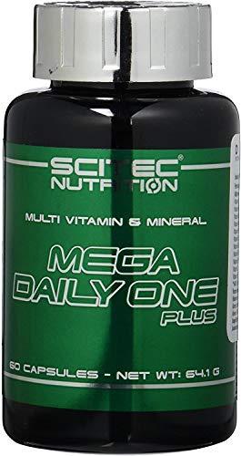 Scitec Nutrition - Mega Daily One Plus - 60 capsule