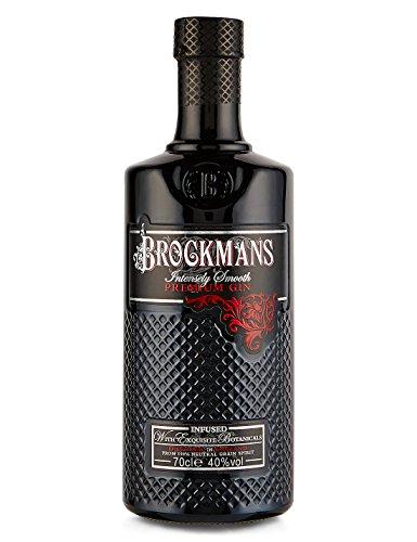 Brockmans Intensely Smooth Premium Gin (2 x 0.70 l )